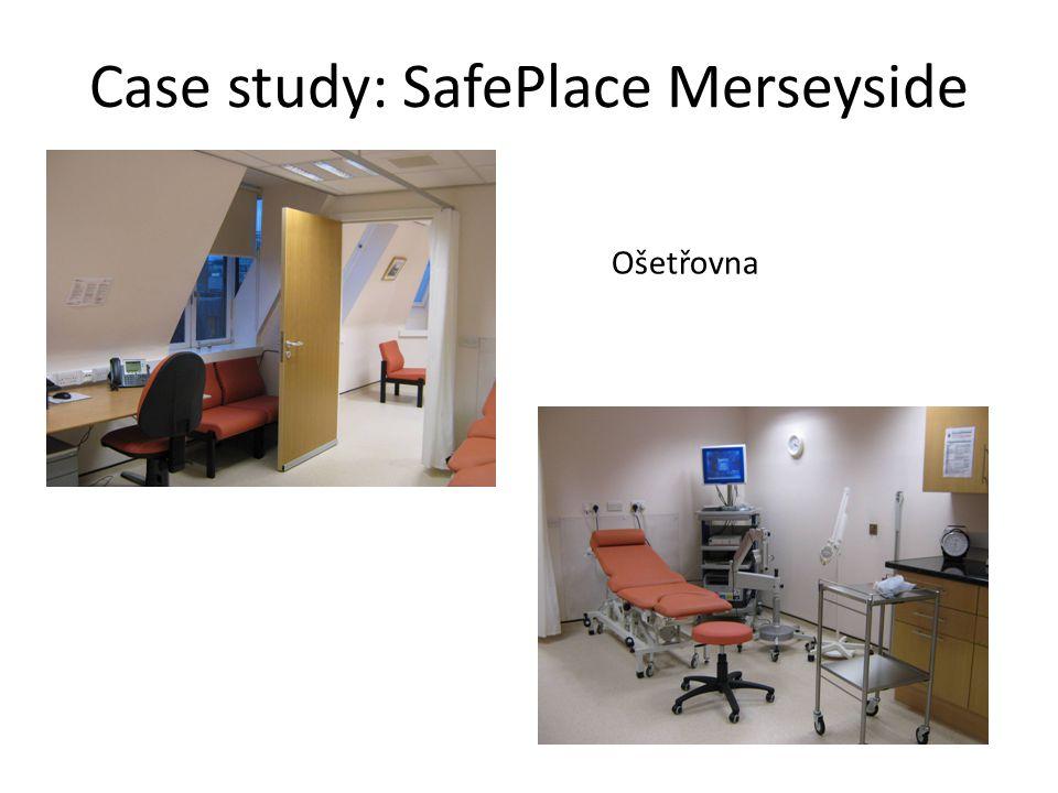 Case study: SafePlace Merseyside Ošetřovna