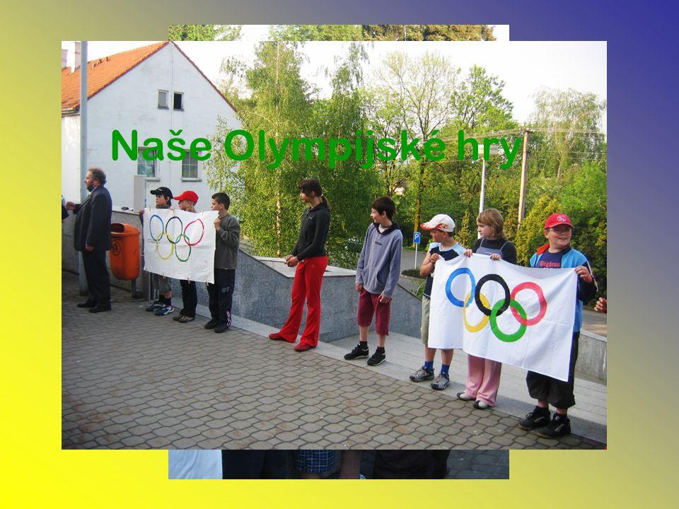 Naše Olympijské hry