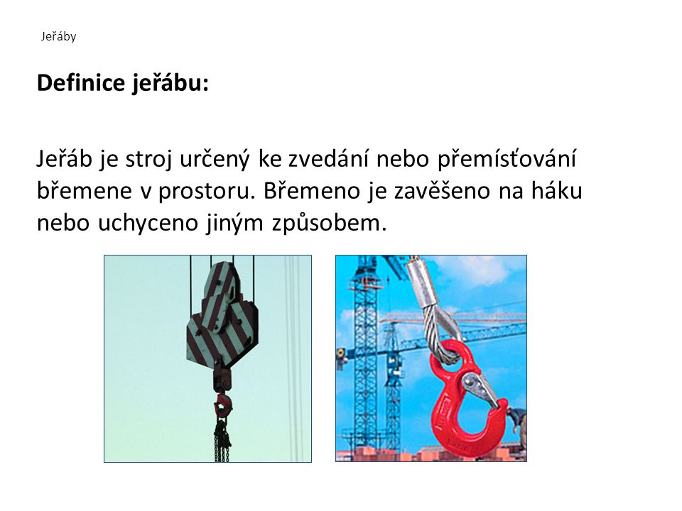 Jeřáby Výložníky mobilních jeřábů • příhradové • teleskopické • kombinované kombinovaný výložník jeřábu LTM 1350 - Liebherr