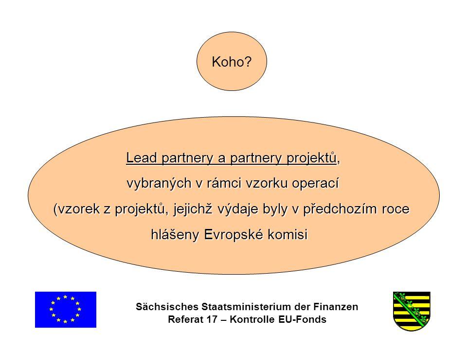 Sächsisches Staatsministerium der Finanzen Referat 17 – Kontrolle EU-Fonds Kdy.