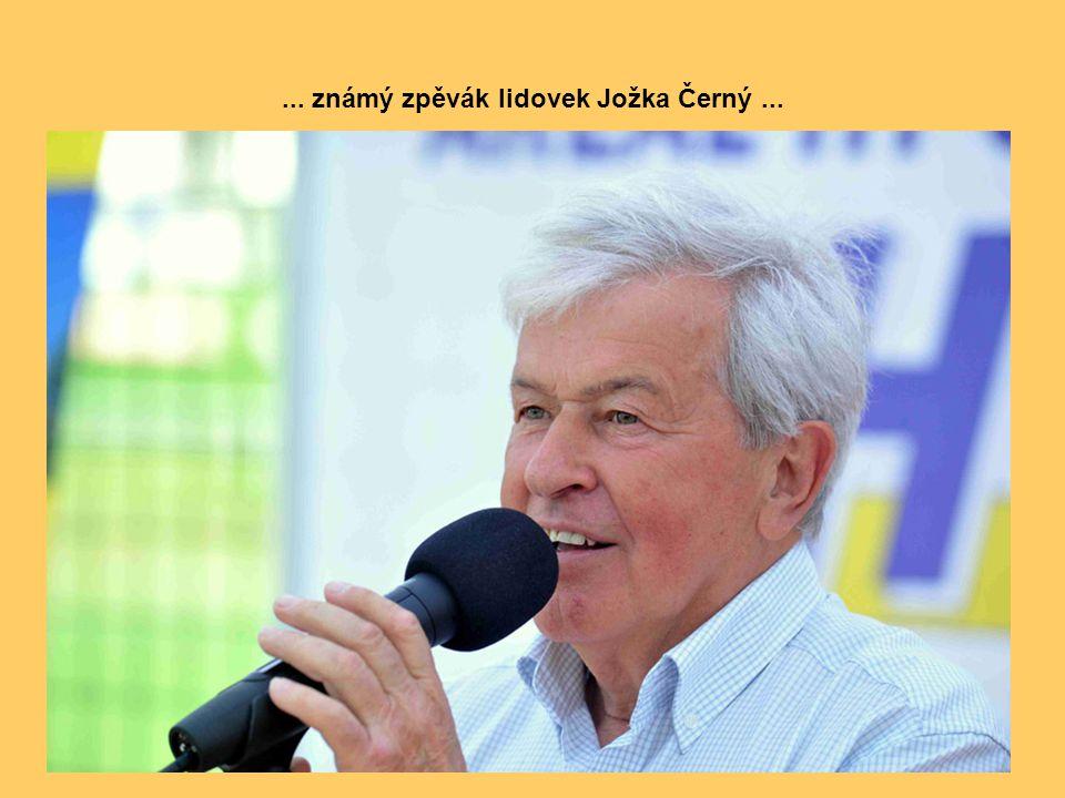 O dobrou náladu se postarali brněnský hudebník Radek Rettegy....