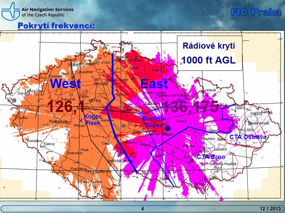 1512.1.2013 Letový plán: • Pokud neřízený let s letovým plánem neodstartuje do 60 minut od EOBT, je nutné oznámit na ARO nový čas EOBT (popř.