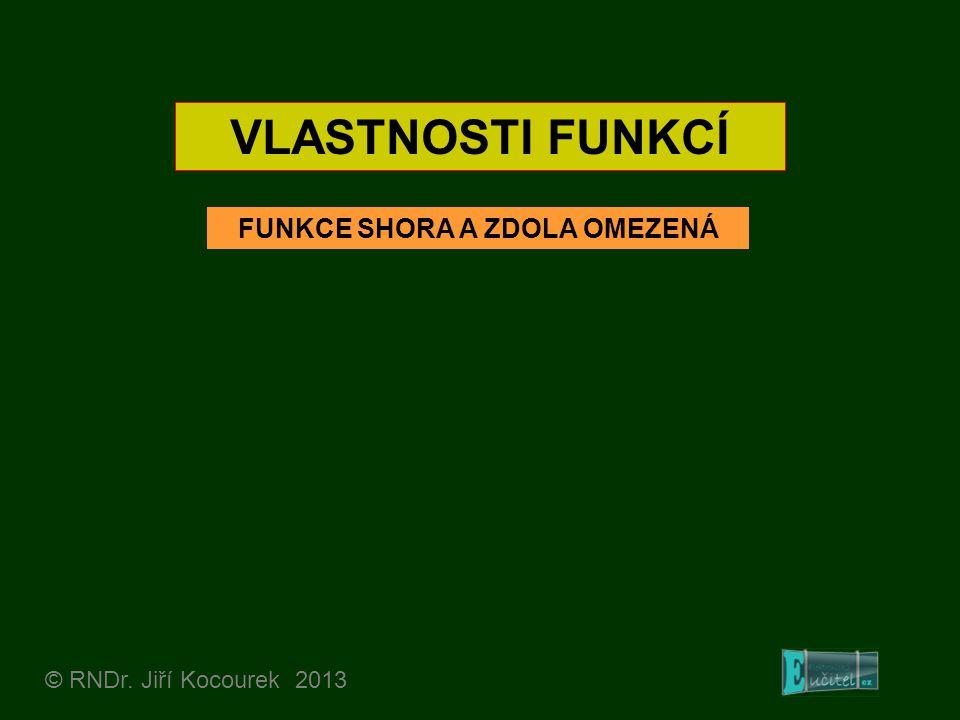 FUNKCE SHORA OMEZENÁ f