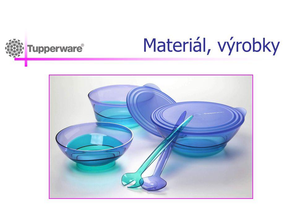 Materiál, výrobky