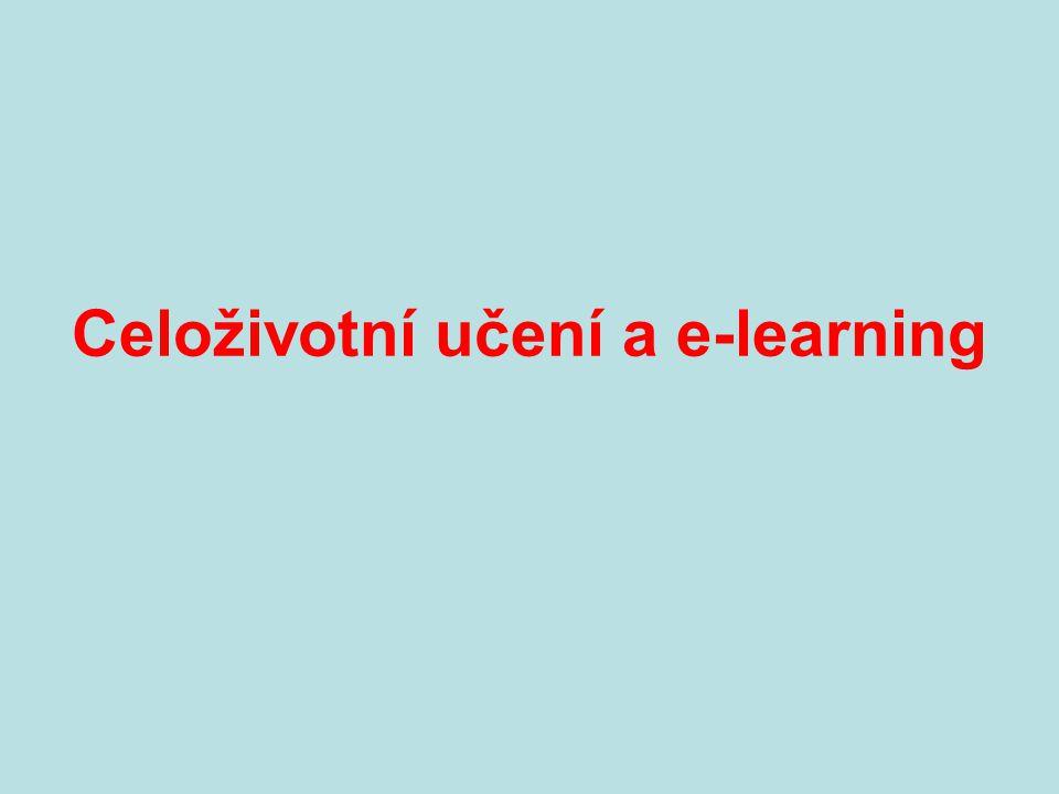 Celoživotní učení a e-learning