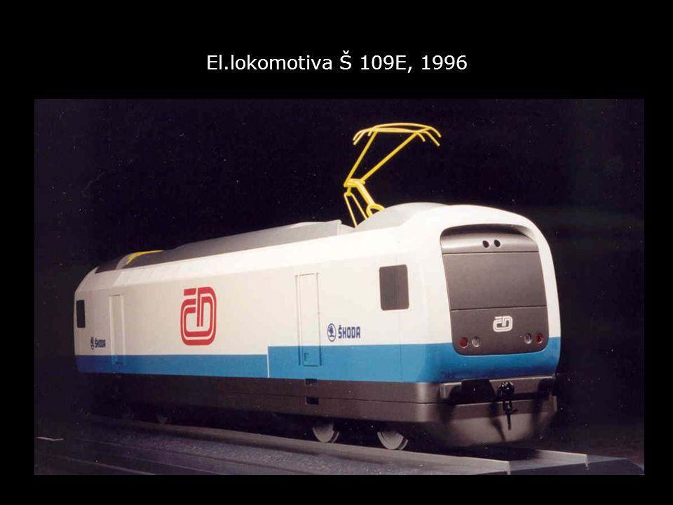 El.lokomotiva Š 109E, 1996