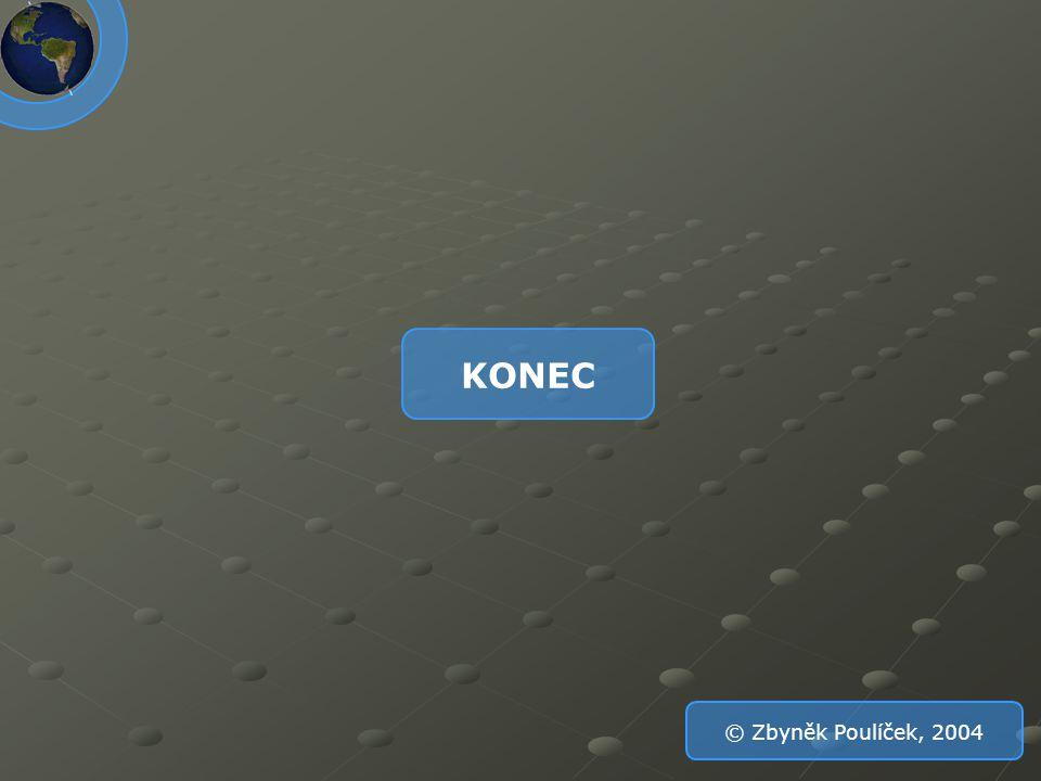 © Zbyněk Poulíček, 2004 KONEC