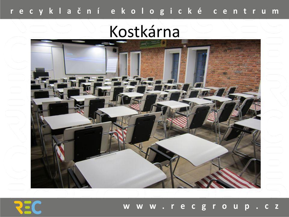 • Kapacita 60 míst, sál je vybaven audiovizuální technikou, včetně dataprojektoru a plátnem.