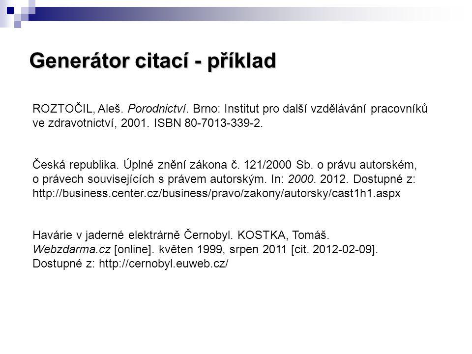 Česká republika.Úplné znění zákona č. 121/2000 Sb.