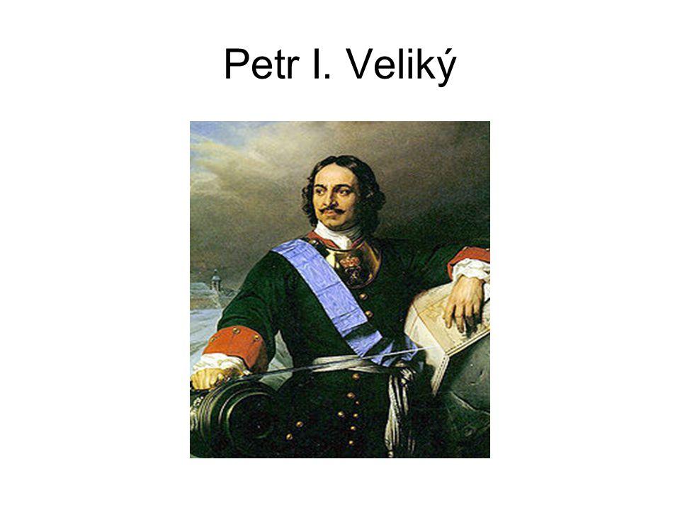 Petr I. Veliký