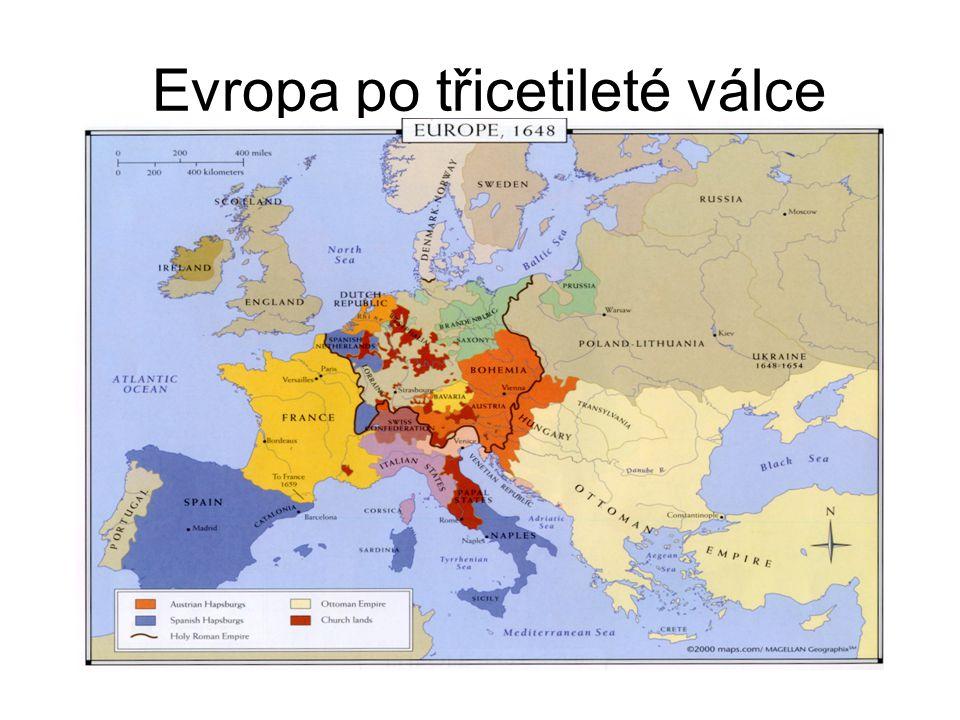 Evropa po třicetileté válce