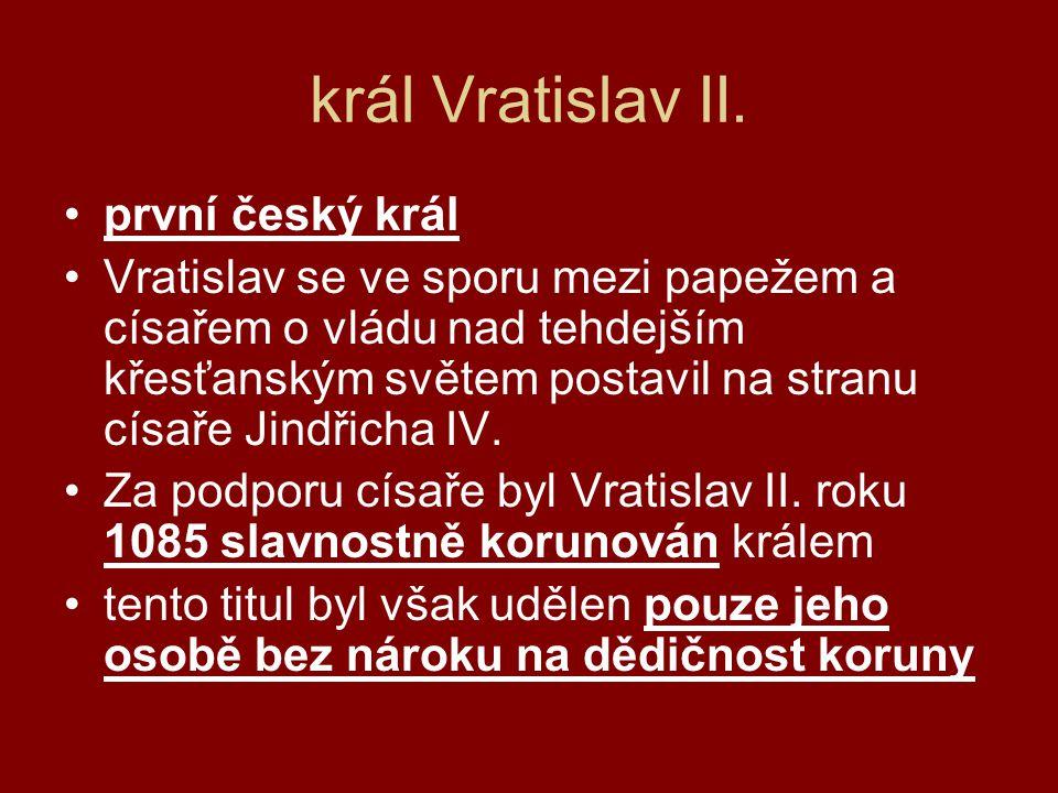 král Vratislav II.