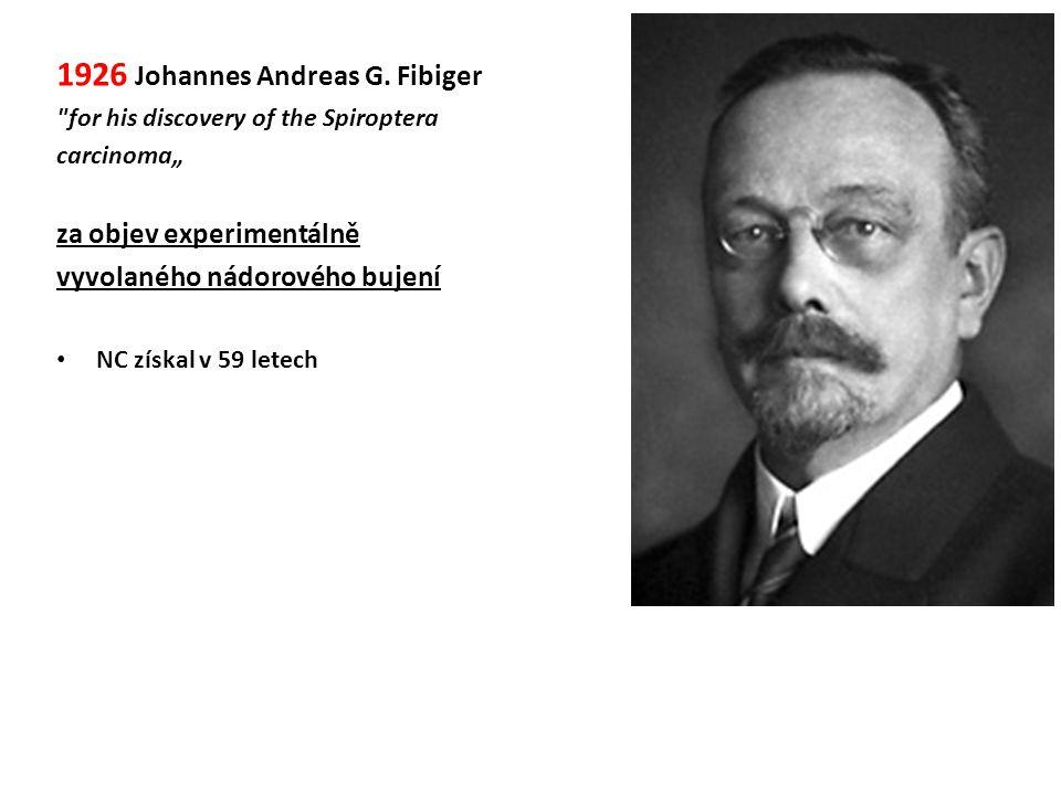 1926 Johannes Andreas G. Fibiger