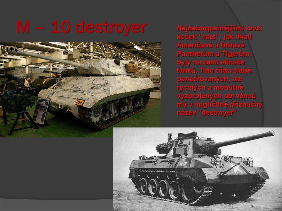 Výzbroj a technika spojenců tanky