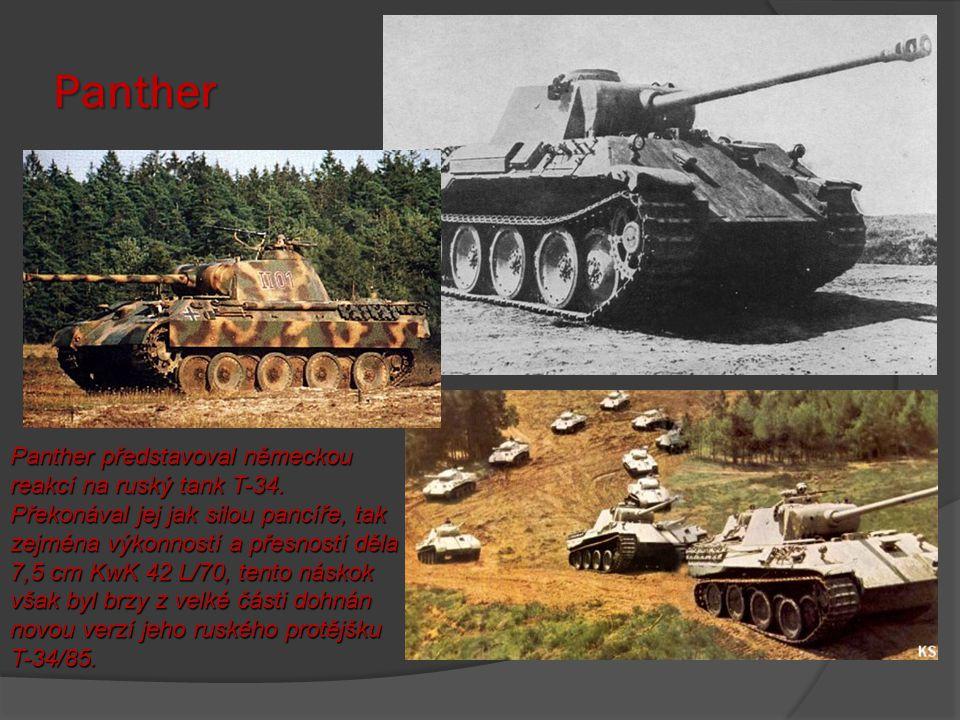 tiger byl německý těžký tank vyvinutý za druhé světové války. Vyráběn byl od srpna 1942 do srpna 1944, celkem bylo vyprodukováno asi 11 350 strojů.