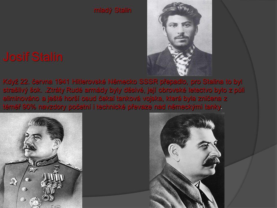 Josif Stalin Když 22.