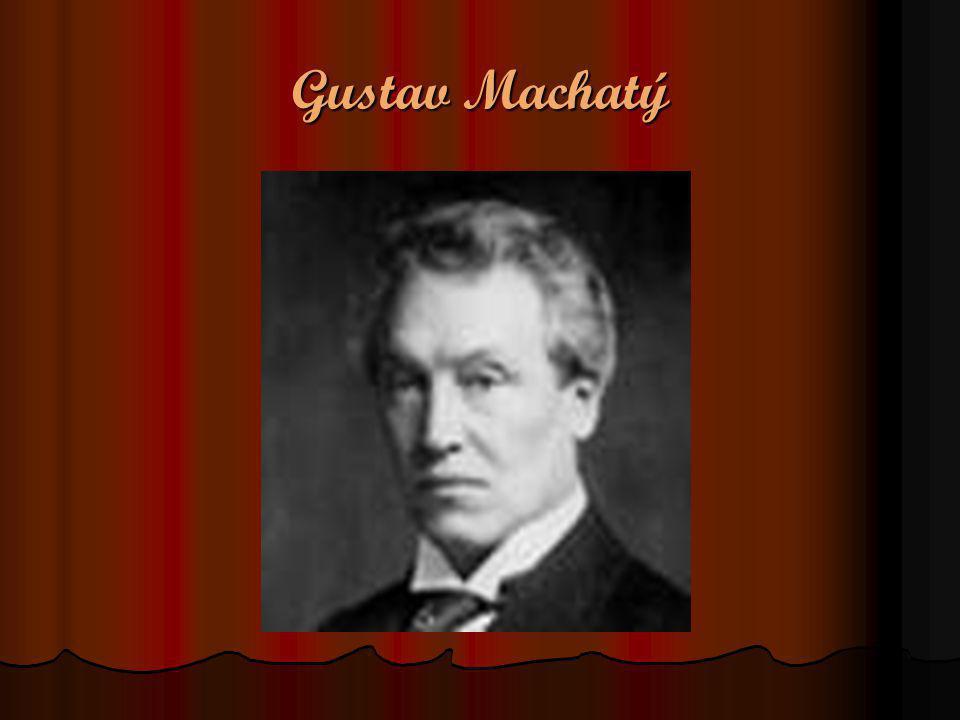 Gustav Machatý