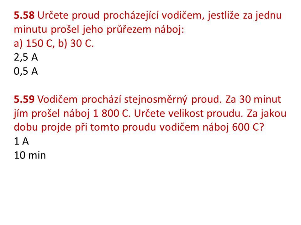 3 Elektrický proud v kovech 3.1 Ohmův zákon Laboratorní práce.