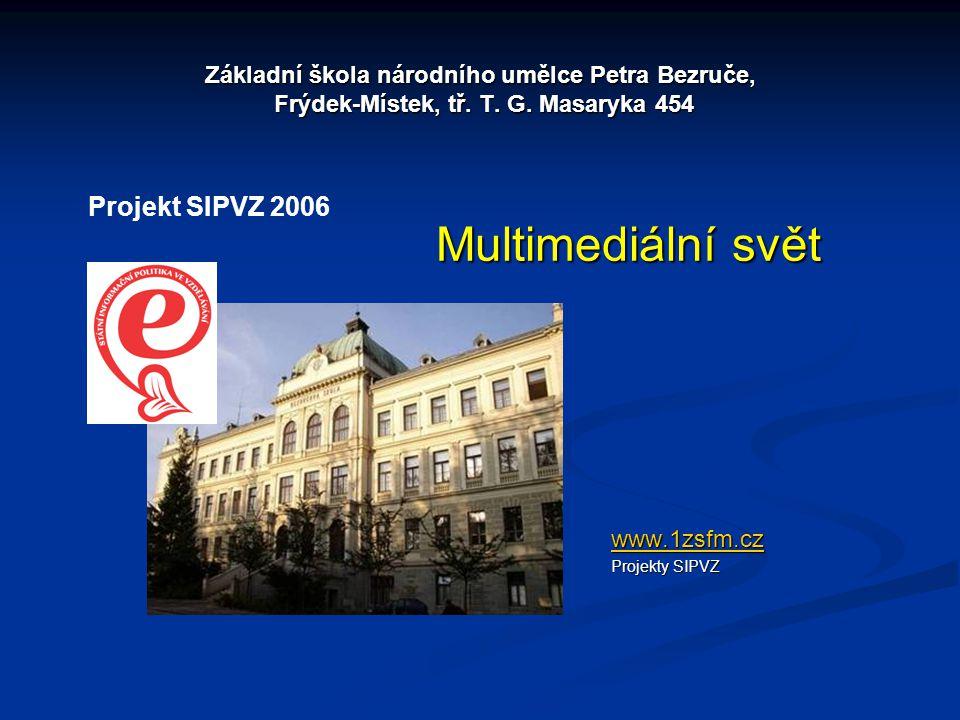 Základní škola národního umělce Petra Bezruče, Frýdek-Místek, tř.