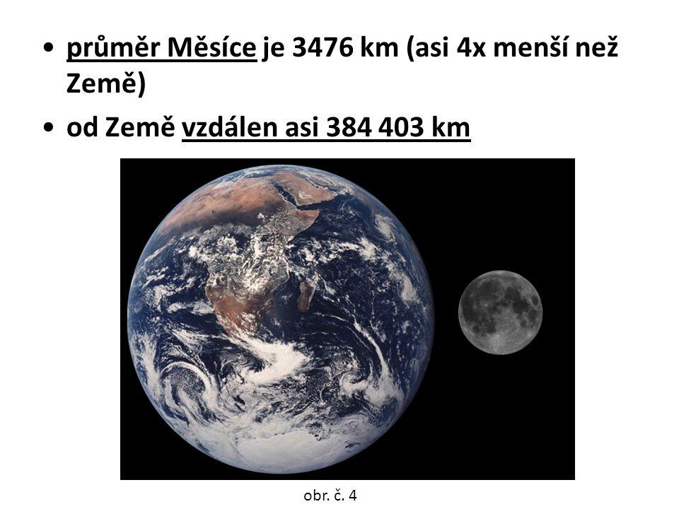 •ve srovnání s družicemi jiných planet Měsíc Země poměrně velký na naší planetě noc prosvětlována jasem Měsíce obr.