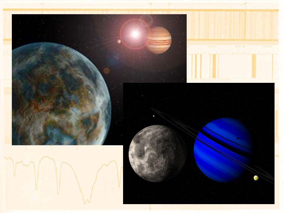 •pouze u ypsilon And nalezeny 3 planety •jen u 55 Cnc nalezen prachový disk •nové otázky: jaké % hvězd má PS, jsou podobné SS, jaké jsou jejich fyz.