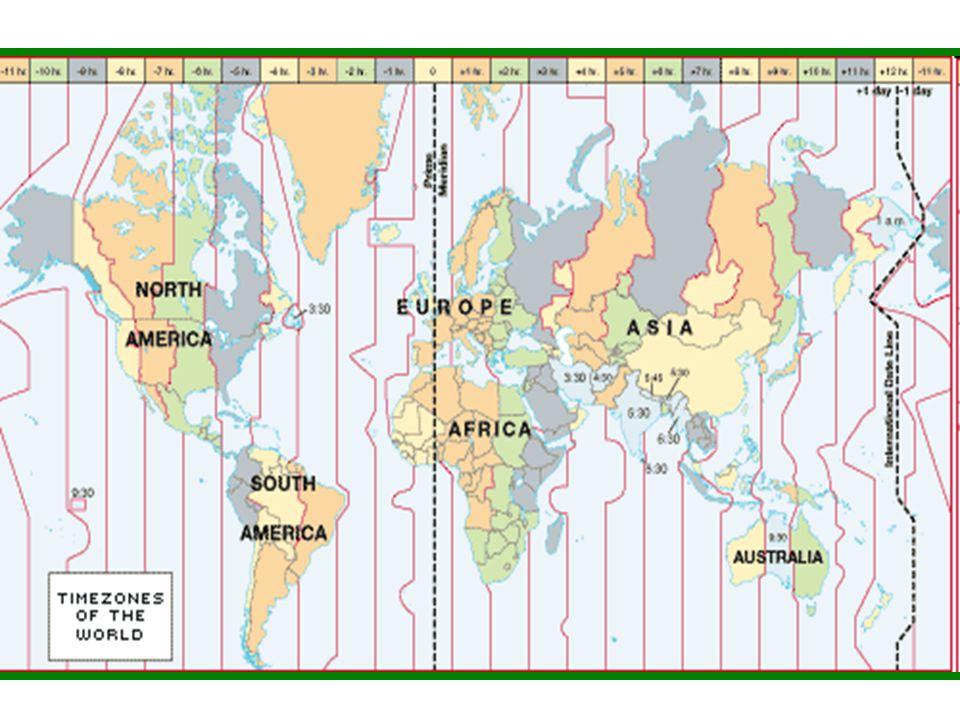 Časová pásma v Evropě •oranžová západoevropský čas •žlutá středoevropský čas •zelená - východpevropský čas •modrá volžský čas