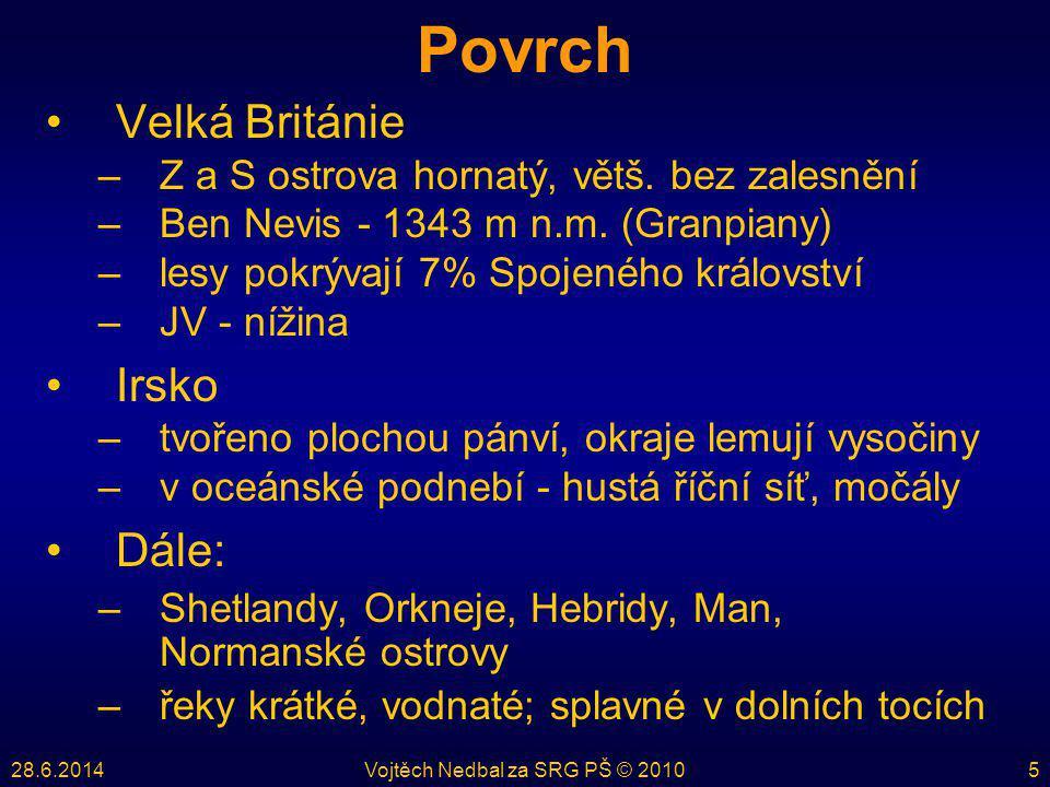 28.6.2014Vojtěch Nedbal za SRG PŠ © 201026