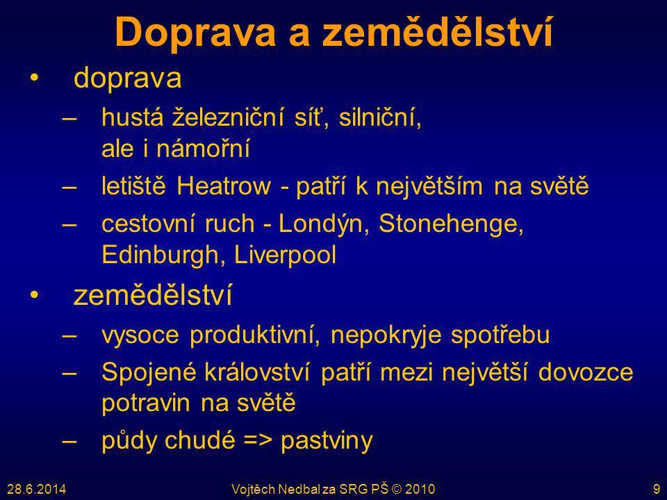 28.6.2014Vojtěch Nedbal za SRG PŠ © 201030