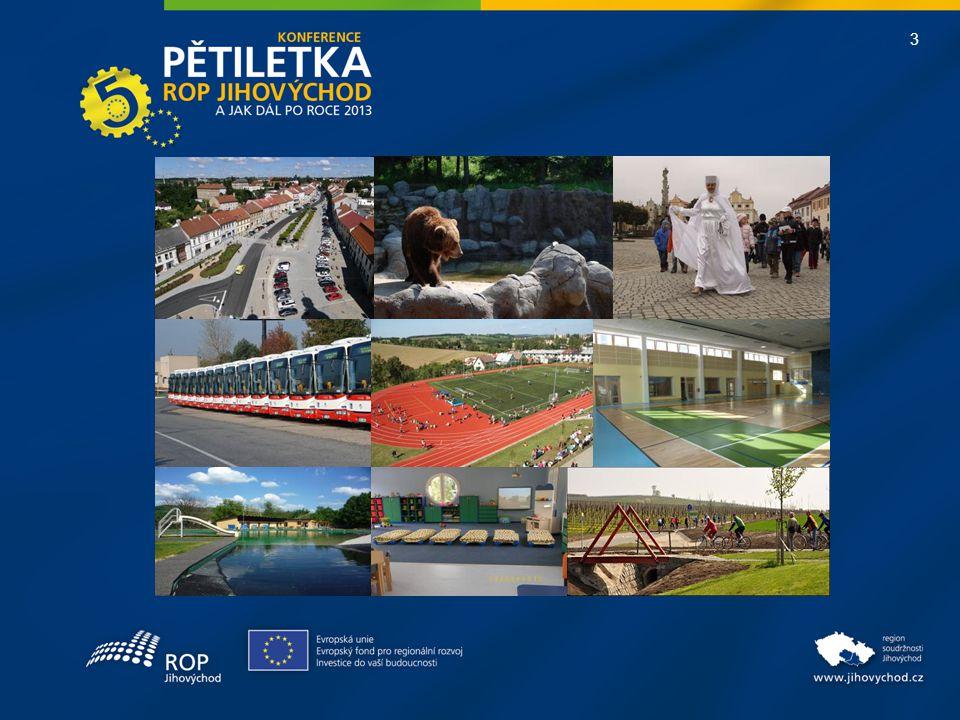 24 Celek je víc, než součet jeho částí – integrovaná řešení v cestovním ruchu 2/2 Synergie s ostatními prioritními osami - cyklostezky, letiště, propagace cestovního ruchu, obnova veřejných prostranství