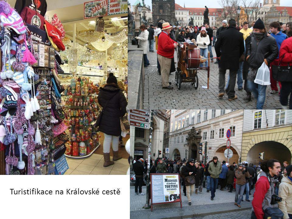 Turistifikace na Královské cestě