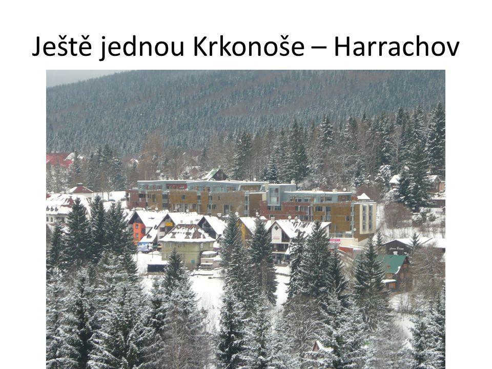Ještě jednou Krkonoše – Harrachov