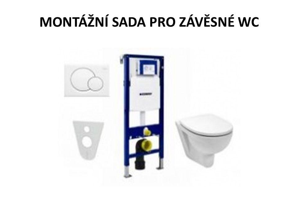 MONTÁŽNÍ SADA PRO ZÁVĚSNÉ WC