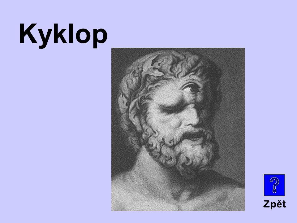 Je to … ? P ř íb ě hy a báje za 200 Obr, jehož oslepil Odysseus