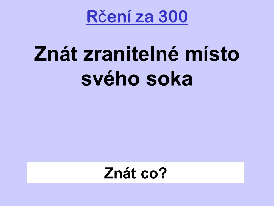 Tantalova muka Zp ě t