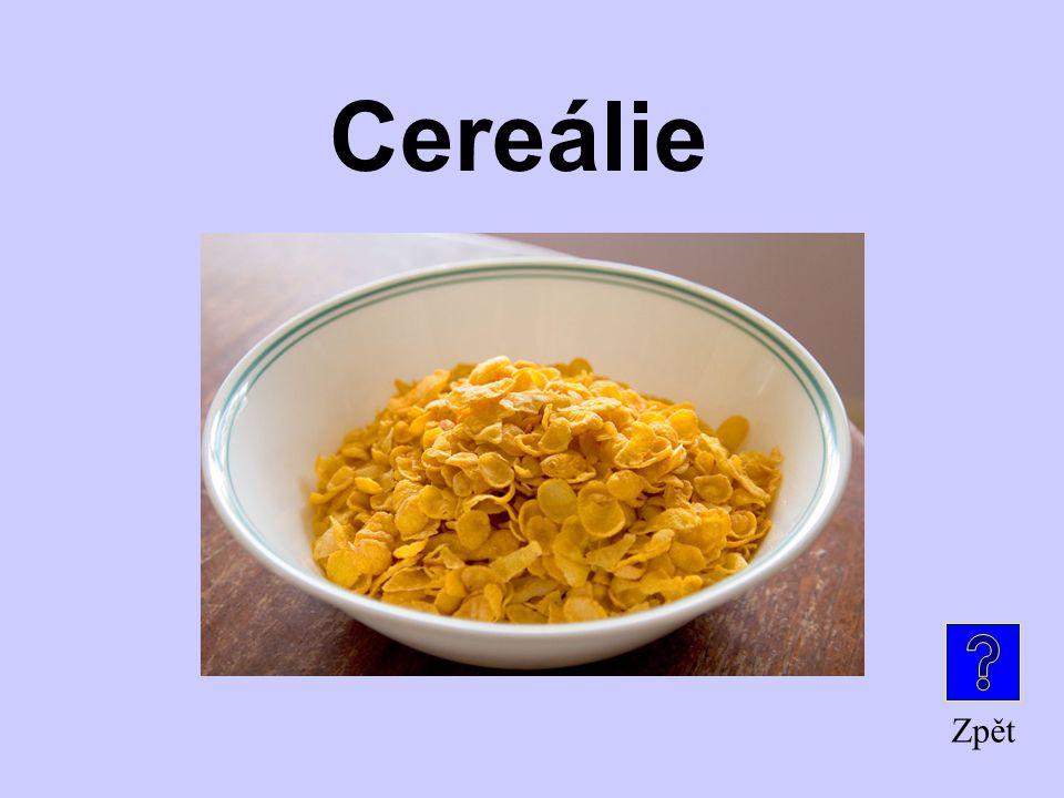 Oblíbená snídaně, která nese jméno antické bohyně úrody Jsou to … ? Bohové a Titáni za 200