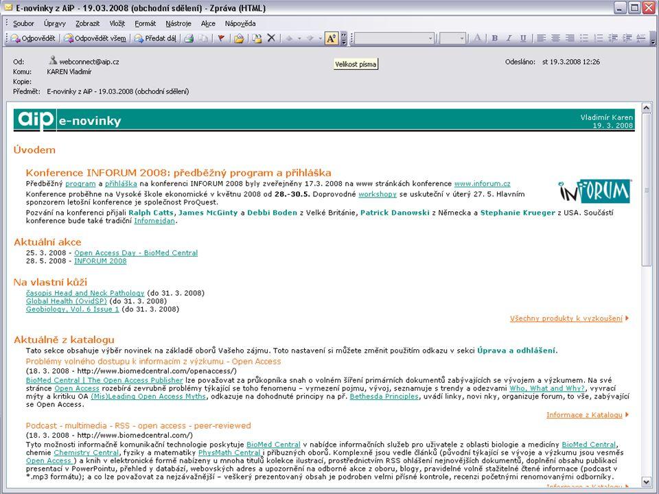Světový informační průmysl a trh (Vladimír Karen, AiP)11