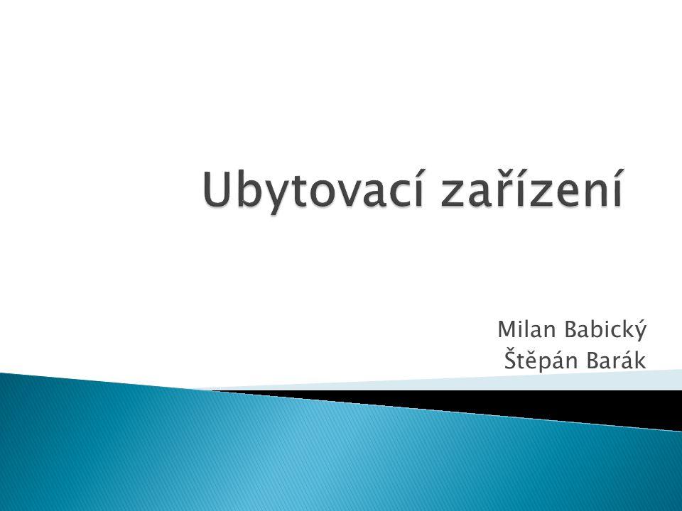 Milan Babický Štěpán Barák