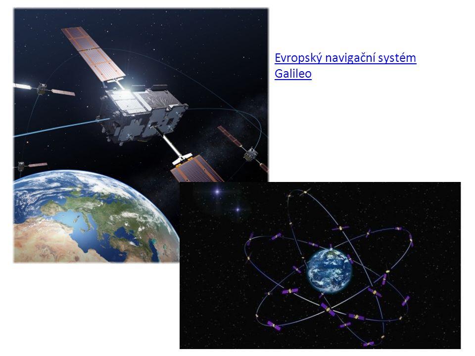 Evropský navigační systém Galileo