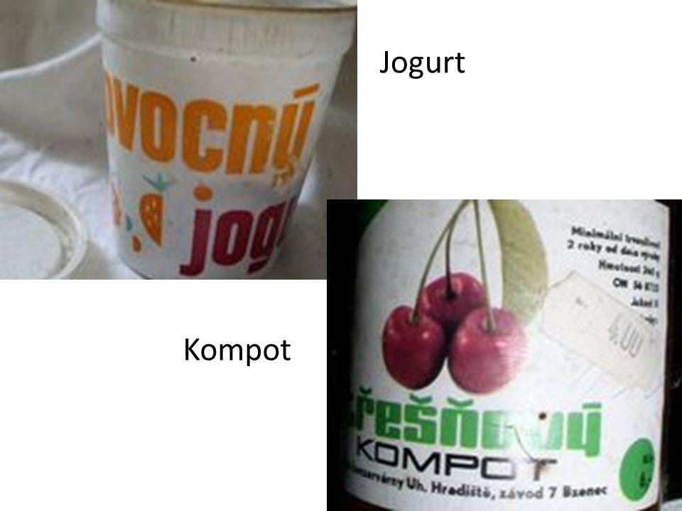 Jogurt Kompot
