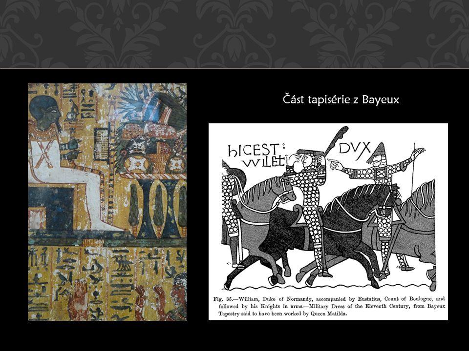 Ilustrace z Pa ř ížského zlomku Dalimilovy Kroniky