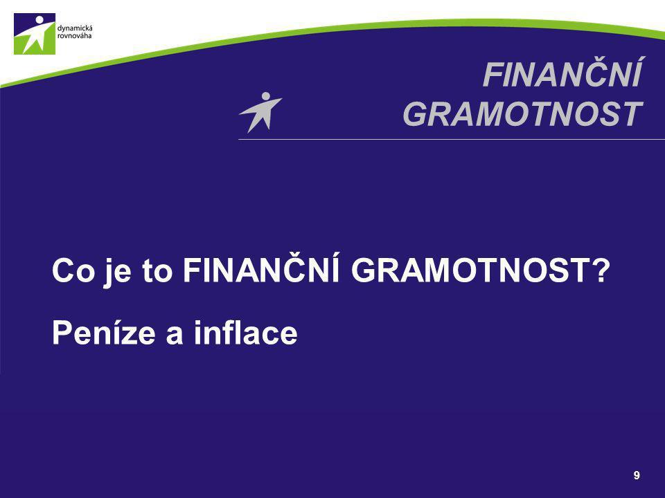  Znát finanční produkty  Orientovat se na finančním trhu  Vědět, co je pro mě dobré (ve financích)  Umět hospodařit s financemi  Znát finanční pojmy a rozumět jim  Vědět, kde získám informace z oblasti financí …… 10