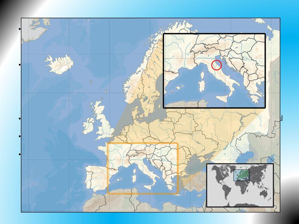 • San Marino - (oficiálně: Republika San Marino, italsky zní plný název Serenissima Repubblica di San Marino - Nejjasnější republika San Marino) je ma