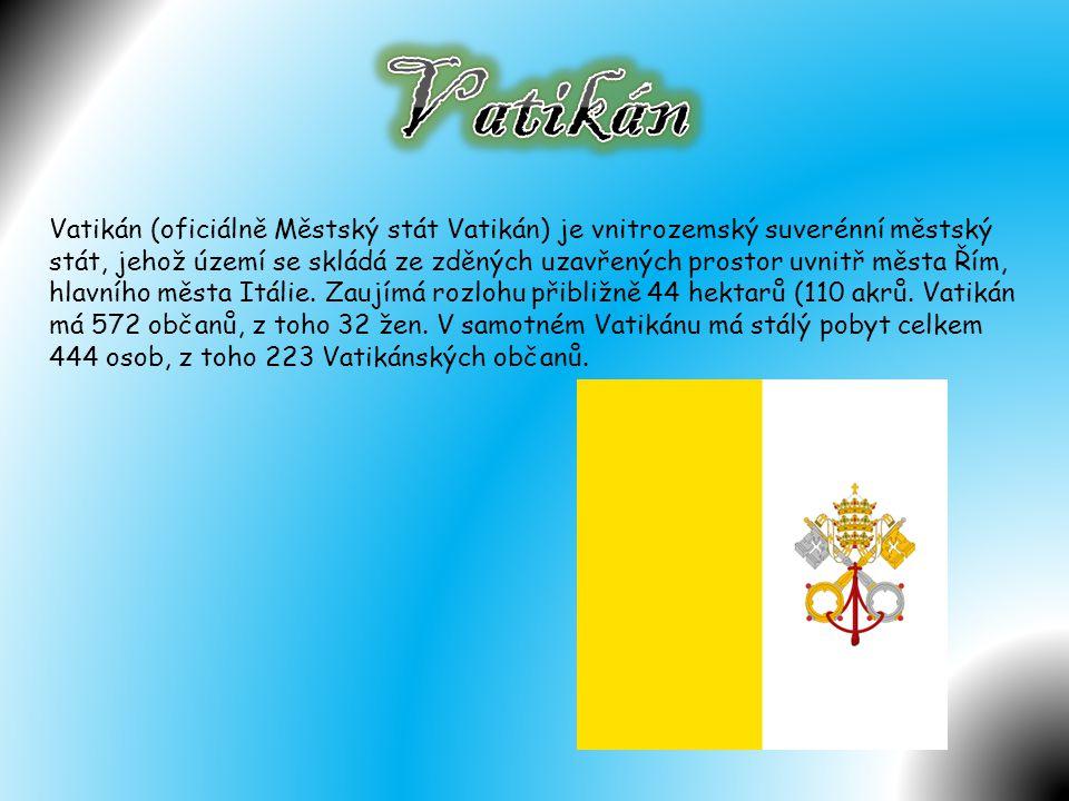 • San Marino je uzavřená enkláva v Itálii, na hranici mezi italskými regiony Emilia-Romagna a Marche. V jeho topografii dominuje Apeninské horské pásm