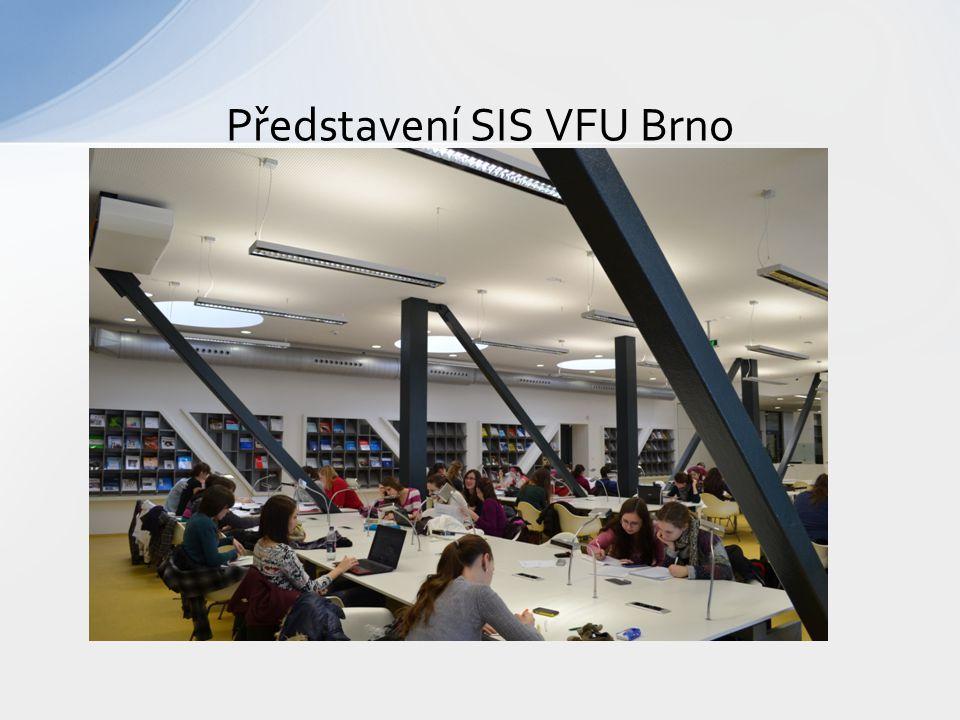 Představení SIS VFU Brno