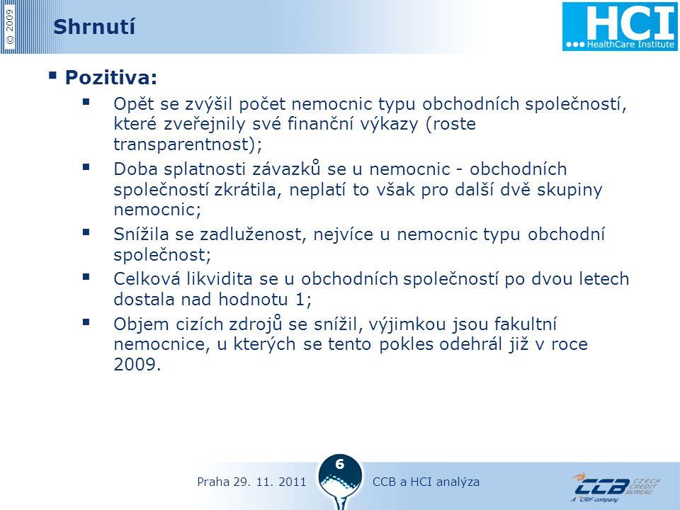 © 2009 Praha 29. 11.