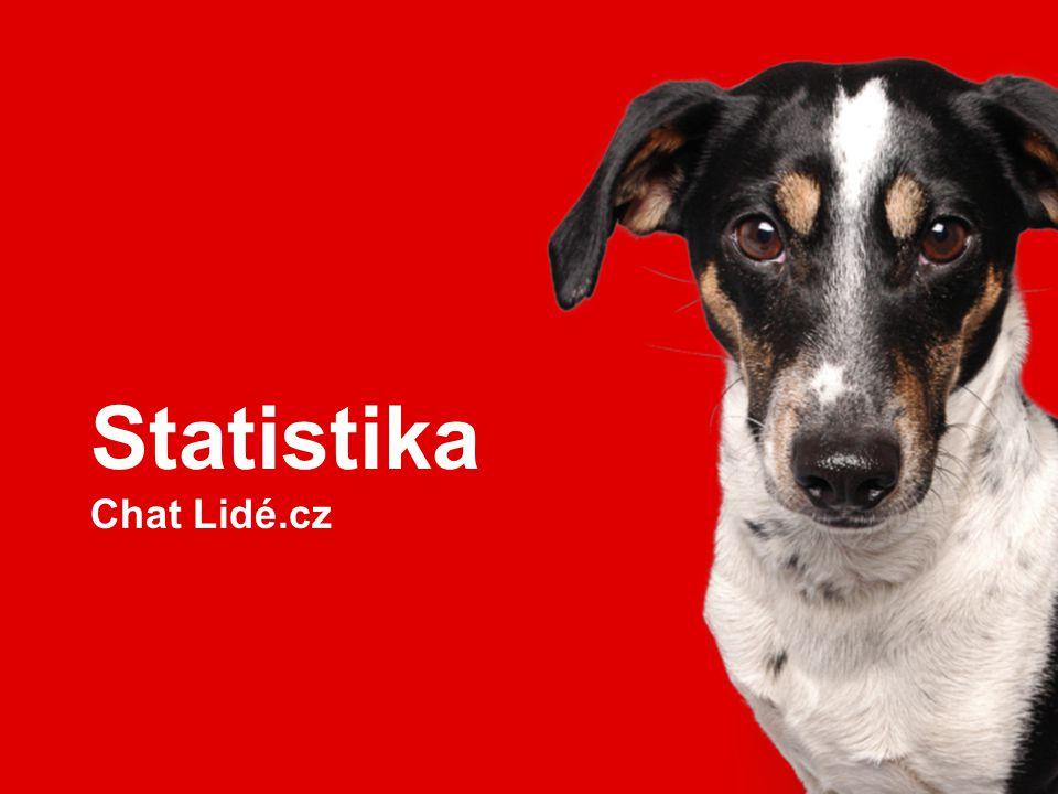 Statistika Chat Lidé.cz