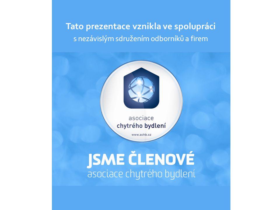 Tato prezentace vznikla ve spolupráci s nezávislým sdružením odborníků a firem