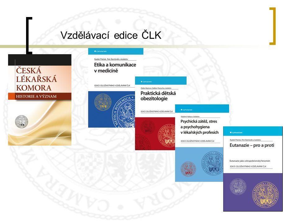 Vzdělávací edice ČLK