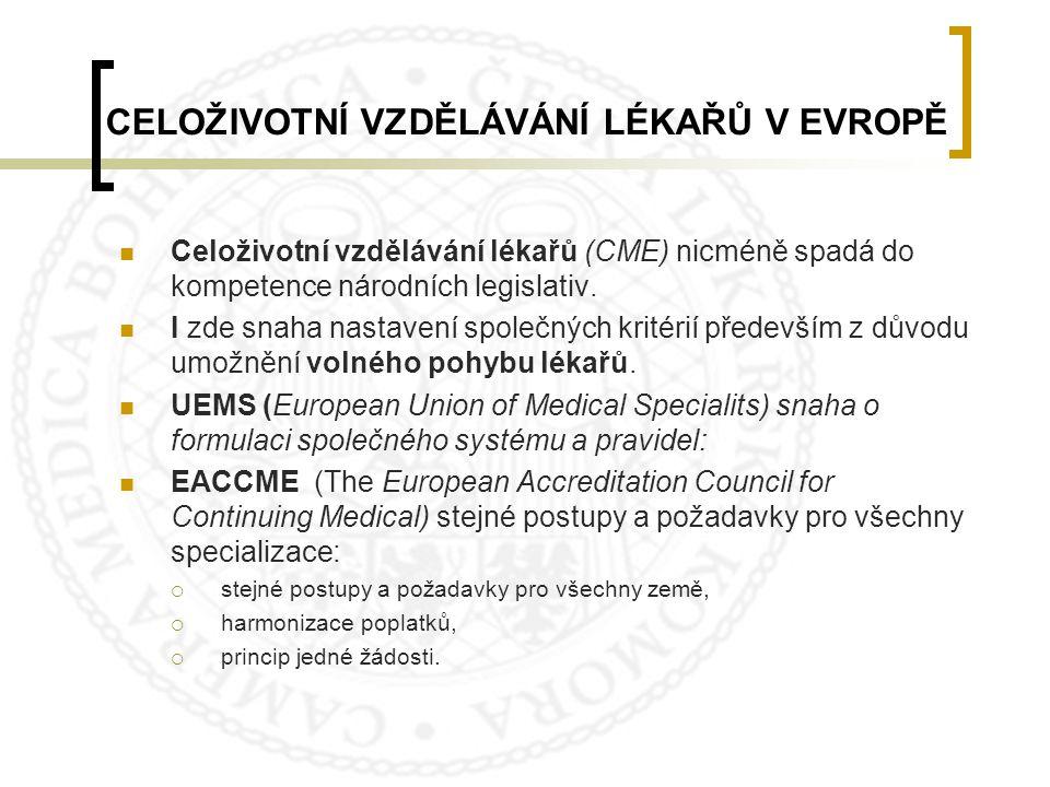 novela SP 16 vychází z kontinuální a nutné potřeby slaďování systému celoživotního vzdělávání lékařů v České republice se zaváděným systémem v Evropských zemích, ale také nutnosti upravit některé administrativní prvky, které celý proces celoživotního vzdělávání a vedení registru vzdělávacích akcí zjednoduší a zefektivní.