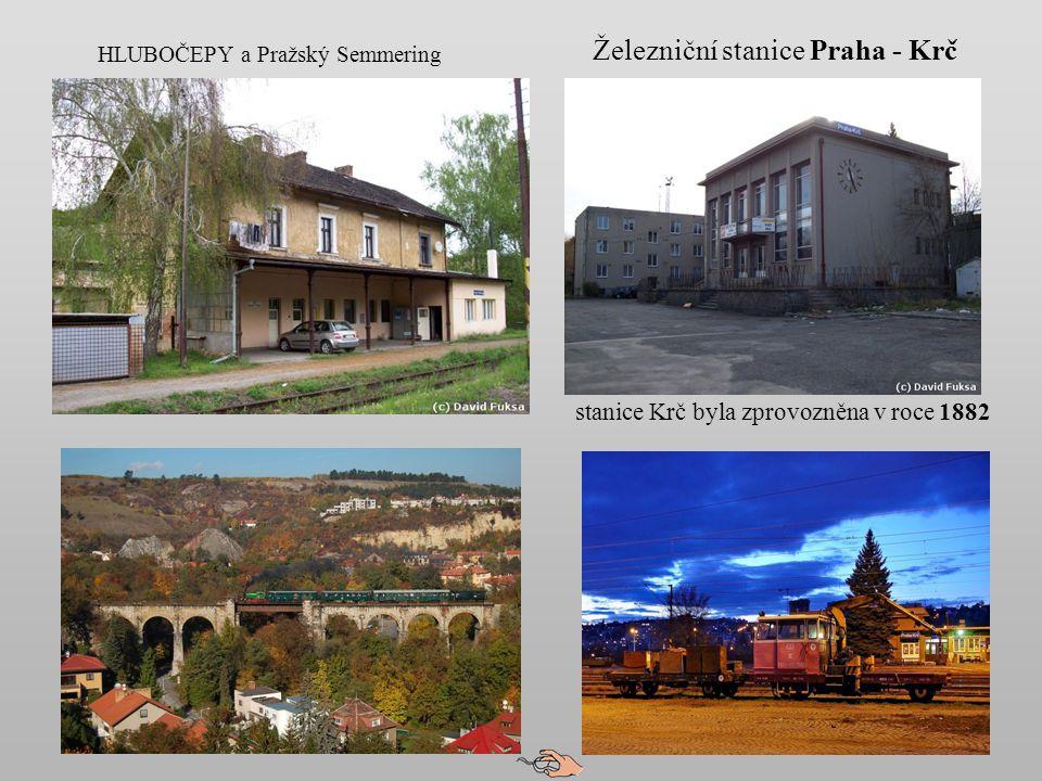 Praha - Dejvice D nešní železniční stanice Praha - Dejvice je vůbec nejstarší železniční stanicí na současném území hl.